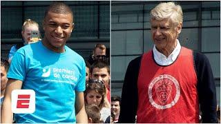The story of Arsenal missing out on Kylian Mbappe | ESPN FC Extra Time