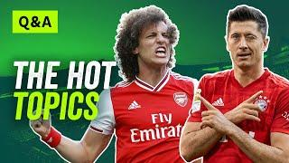 David Luiz's career is FINISHED!  Q&A