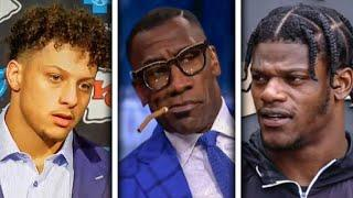 NFL Players REACT to Their Surprising Top 100 Rankings (Patrick Mahomes, Lamar Jackson & more)