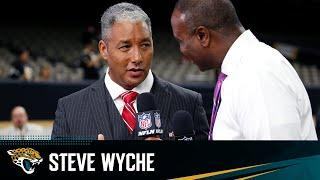 Interview: NFL Network reporter Steve Wyche