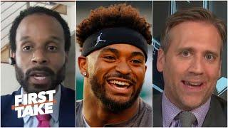 First Take debates who won the Jamal Adams trade: Jets, Seahawks or both?