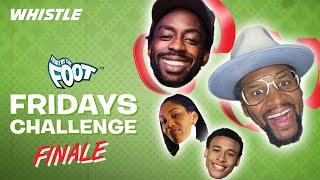 FASTEST Fruit By The Foot Challenge  | RJ Hampton, A'ja Wilson, Spice Adams, & Famous Los