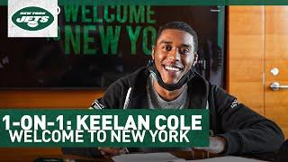 """I'm Ready To Come Out & Get Some W's With The Jets"" 