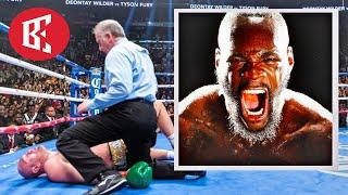 (WOW) Deontay Wilder BODYSLAMS Tyson Fury vs Anthony Joshua CHATTER w/ THIS VERY FACT