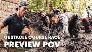 A Medieval Obstacle Course Race POV   Red Bull Conquer The Castle 2018