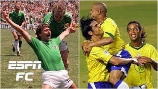 2005 Brazil or 1986 West Germany: Which was the better team?   ESPN FC