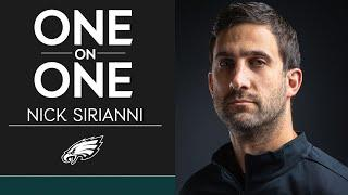 Nick Sirianni Provides Insight on How He Built His Coaching Staff   Eagles One-On-one