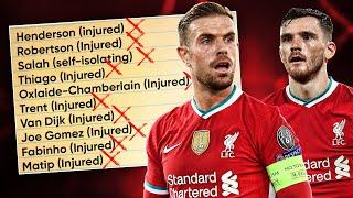 Liverpool's Injury NIGHTMARE Just Got Even Worse After This... | W&L