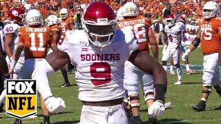 Kenneth Murray NFL Draft highlight tape: Murray moving up draft boards | FOX NFL