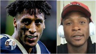 DeAndre Hopkins responds to Michael Thomas claiming he's the NFL's best WR | Jalen & Jacoby
