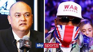 Bellator President opens up on Derek Chisora's potential switch to MMA & previews Bandejas/Pettis