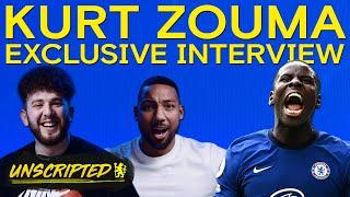 Kurt Zouma Says Tammy Abraham Could Be a YouTuber! | Unscripted episode 17