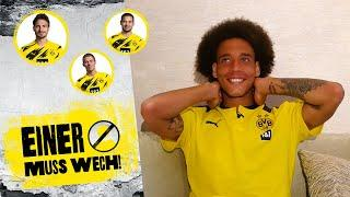 """""""You need a babysitter! Brandt, Dahoud or Haaland?"""" 
