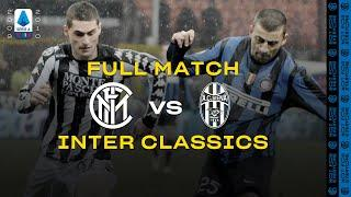 INTER CLASSICS | FULL MATCH | INTER vs SIENA | 2009/10 SERIE A TIM - MATCHDAY 19