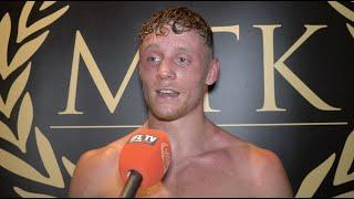 'I WANTED A TOUGH PRO DEBUT' - BEN FAIL REACTS TO HIS DEBUT POINTS WIN OVER THE GAME ROBBIE CHAPMAN