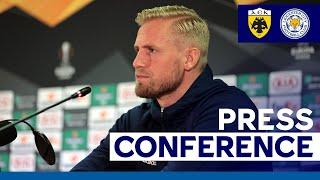 'The Nights We've Worked For' - Kasper Schmeichel | AEK Athens vs. Leicester City
