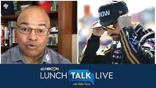 James Hinchcliffe set for IndyCar Series opener with Andretti | Lunch Talk Live| Motorsports on NBC