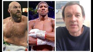 ADAM SMITH REACTS TO FURY v JOSHUA TALKS & SAUDI ARABIA OFFERS / WILL SKY CUT THEIR BOXING BUDGET?
