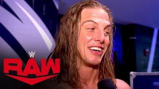 Riddle wants WWE Champion Drew McIntyre's title and sword: WWE Network Exclusive, Nov. 23, 2020