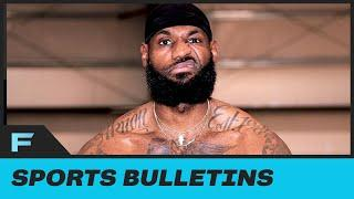 """LeBron James Reacts To Lakers' Scrimmage Game vs. Mavs: """"Championship Mindset at All Times"""""""