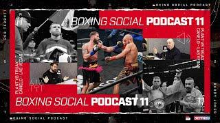 BOXING SOCIAL PODCAST #11 | Plant-Truax REVIEW | Canelo-Yildirim | Saunders NEXT? | Smith to RETURN?