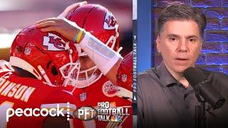 What's More Likely: 2020 NFL Divisional Round preview | Pro Football Talk | NBC Sports