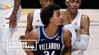 Villanova, Arizona State battle at 2K Empire Classic | ESPN College Basketball