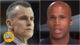 Reacting to the Chicago Bulls hiring Billy Donovan as their next head coach | The Jump