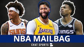 NBA Mailbag: Bulls, Cavs & Celtics Draft Prospects, Buddy Hield Trade, Anthony Davis & Derrick Rose