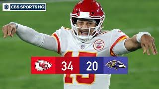 Week 3 Recap: Patrick Mahomes and Chiefs dominate Lamar Jackson and Ravens | CBS Sports HQ