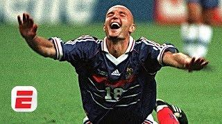 My Greatest Game: Brazil 0-3 France, by Frank Leboeuf | FIFA World Cup