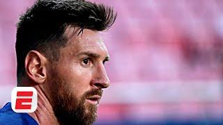 Lionel Messi HAS LOST his battle with Barcelona. What happens next? | ESPN FC