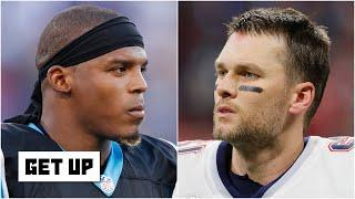 Cam Newton calls replacing Tom Brady the 'elephant in the room' | Get Up