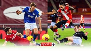 2 Minutes of CRUNCHING Premier League Tackles!  | Tackles of the Month | January