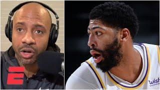 JWill urges the Lakers to keep Anthony Davis out for at least a month | Keyshawn, JWill and Zubin