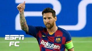Barcelona vs. Napoli reaction: Why it's Lionel Messi or bust for Barca's UCL hopes | ESPN FC