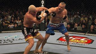 On This Day: Chuck Liddell vs Tito Ortiz 1   Free Fight