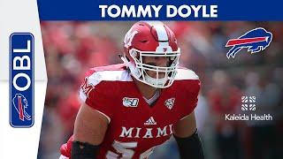 """Tommy Doyle: """"Just a Really Exciting Time""""   Buffalo Bills   One Bills Live"""