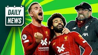 Jurgen Klopp's Liverpool are EPL CHAMPIONS!  Daily News