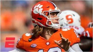 Discussing the impact of Trevor Lawrence testing positive for COVID-19 | KJZ
