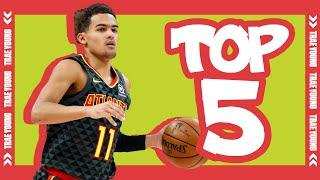 NBA Top 5 Countdown: Trae Young Best Plays