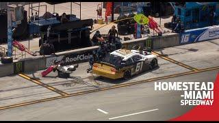 Loose cars and loose footing at Homestead-Miami Speedway | NASCAR Xfinity Series at Homestead