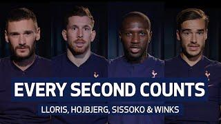 WHAT DOES IT TAKE TO MAKE IT TO THE TOP? | Lloris, Hojbjerg, Sissoko & Winks