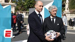 There are a number of logistical hurdles to move Euro to 2021 - Gab Marcotti | Euro 2020