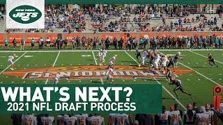 How Scouting Was Different At Senior Bowl & What's Next In Draft Scouting Process   2021 NFL Draft