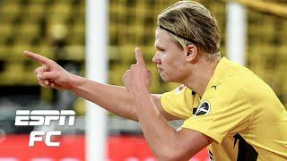 Erling Haaland's 'dedication to the craft' at Dortmund makes him that extra bit special | ESPN FC