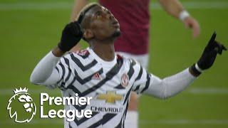 Paul Pogba nets screaming Manchester United equalizer v. West Ham | Premier League | NBC Sports