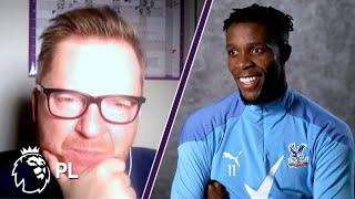 Wilfried Zaha models his game after Ronaldinho | Inside the Mind with Arlo White | NBC Sports