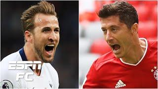 If Harry Kane played for Bayern, would he score as many goals as Robert Lewandowski? | Extra Time