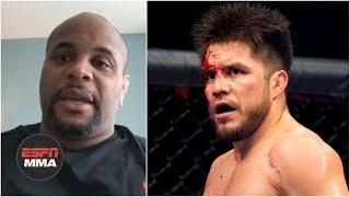 Daniel Cormier thinks Henry Cejudo's retirement is for real | DC & Helwani | ESPN MMA